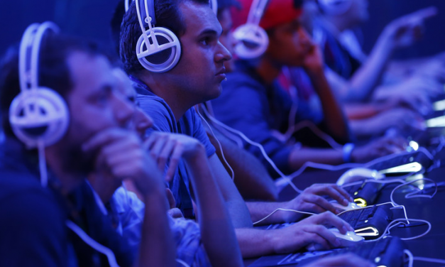 The Crazy But Surprisingly Useful World of Gaming